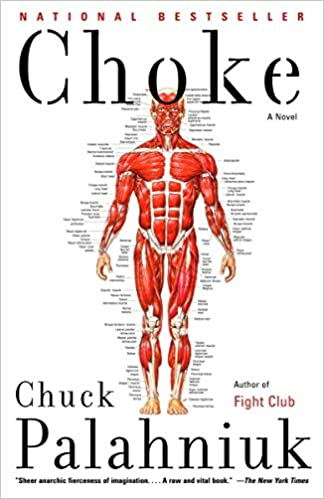 Image result for Choke by Chuck Palahniuk