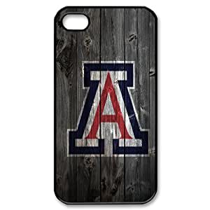Collage Basketball Phone Case Arizona Wildcats For iPhone 4,4S NC1Q03336