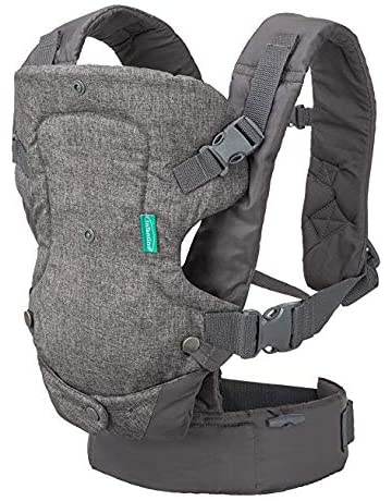 0d910961e64 Infantino Flip Advanced 4-in-1 Convertible Baby Carrier