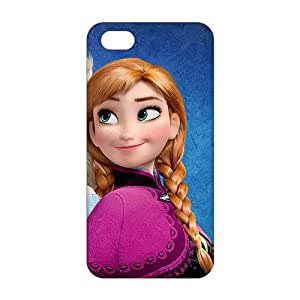 Wish-Store Frozen lovely sister 3D Phone Case for iPhone 5s
