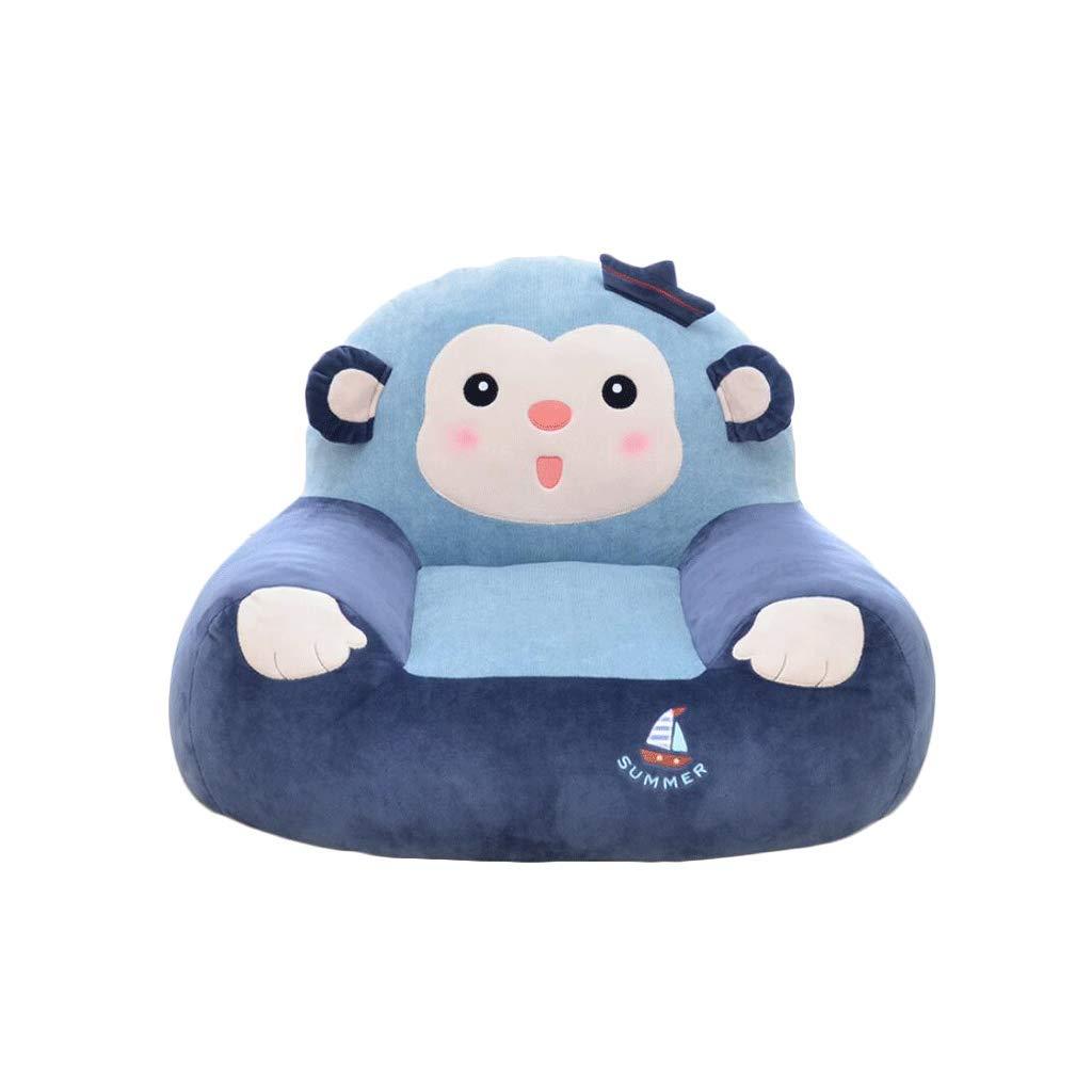 ZL-Sillón puff Silla de bebé Sofá Perezoso de Dibujos Animados Sofá para niños
