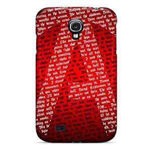 Great Hard Cell-phone Case For Samsung Galaxy S4 (dMF13212OctW) Provide Private Custom HD Three Days Grace Pictures
