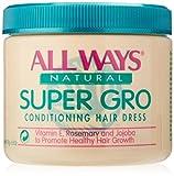 Cheap All Ways Super Gro Hairdress, 5.5 Ounce