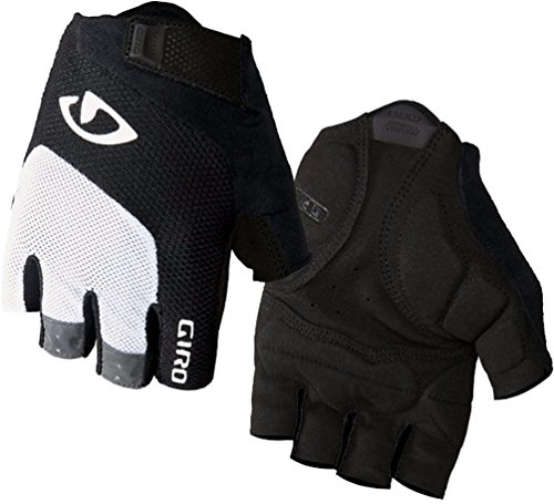Giro Bravo Gel Glove - Men's White/Black, L
