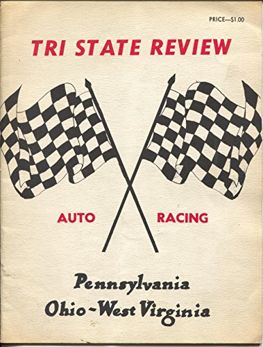 Tri State Review Yearbook 1964-Super Modifieds-Morgantown-Blanket - Stores Morgantown