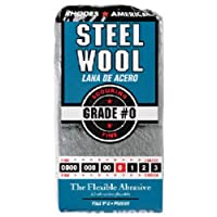 HOMAX CORPORATION 10121110 STEEL WOOL No. 0 PK/12