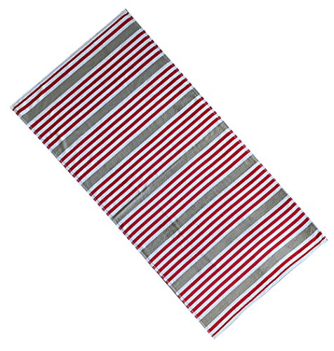 Espalma Resort Cabana Stripe Oversized Beach Towel Clearance, Over Sized Large Luxury 34