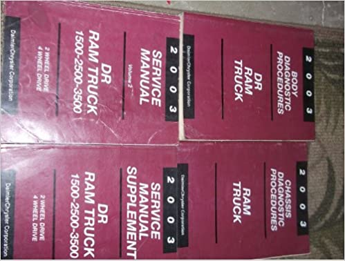 dodge ram 1500 maintenance schedule manual