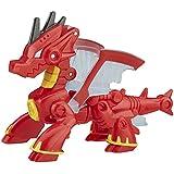 Playskool Heroes Transformers Rescue Bots Drake the Dragon-Bot