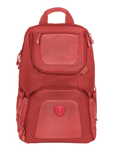Kata Photo Organizer - Tenba Vector Daypack Large Cadmium - Red (637-294)