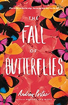 The Fall of Butterflies by [Portes, Andrea]