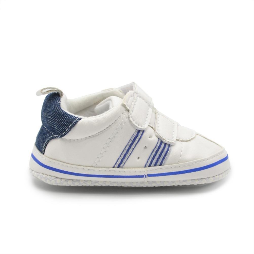 Voberry Newborn Baby Boys girls Premium Soft Sole Infant Prewalker Toddler Sneaker Shoes