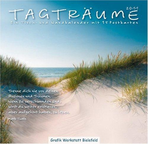 Extrem Tagträume 2011: Ein Tisch- und Wandkalender mit 15 Postkarten  WC06