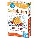 SUNSPLASHERS Fruit Punch, 120 Count