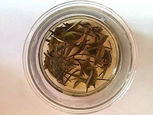 1400 grams moonlight white tea premium grade loose leaf bag packing