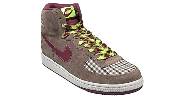 détaillant en ligne cae84 72df1 Amazon.com | Nike Terminator High Men's Size 7.5 | Basketball