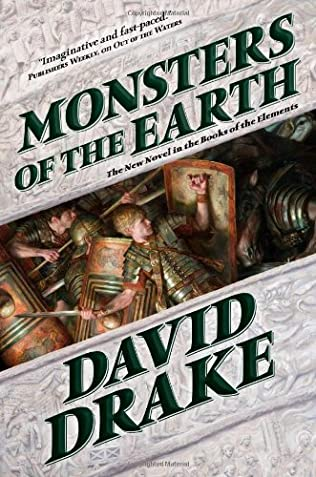 book cover of Monsters of the Earth