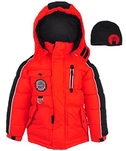 Weatherproof Boys' Outerwear Jacket (Extra Styles Obtainable) – DiZiSports Store