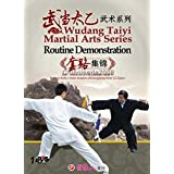 Wudang Taiyi Martial Arts Series - Routine Demonstration by Xiao Anfa DVD