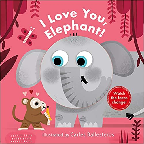 Descargar Torrent El Autor I Love You, Elephant! PDF Español