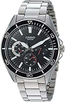 Casio Sports Quartz Stainless Steel Casual Men's Watch