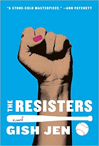 Cover picture of The Resisters by Gish Jen