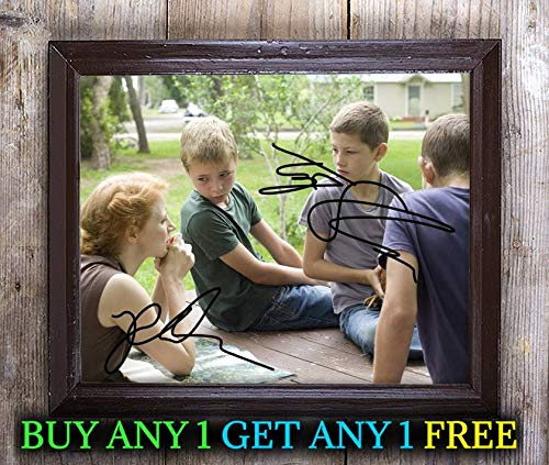 Tree Life Film Cast Autographed Signed 8x10 Photo Reprint #25 Special Unique Gifts Ideas Him Her Best Friends Birthday Christmas Xmas Valentines Anniversary Fathers Mothers Day