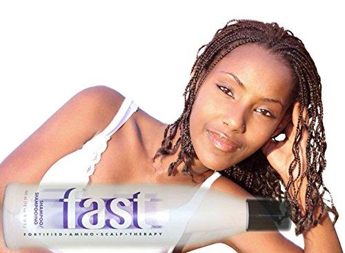 Fast Hair Shampoo Und Conditioner Set Lässt Haare Schneller Wachsen