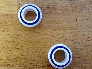 Set of 2 AfterMarket (not Original) Wheel Bearings by PVC Pool Parts for Polaris 180 280