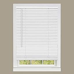 Achim Home Furnishings DSG229WH06 Deluxe Sundown G2 Cordless Blinds, 29\