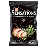 Unknown Sensations Roasted Chicken And Thyme 150 G (Pack Of 12)