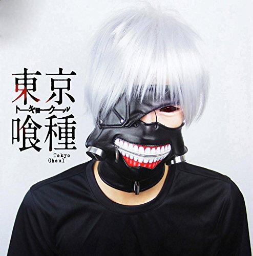 CoolChange Máscara Tokyo Ghoul de Ken Kaneki: Amazon.es: Juguetes y juegos