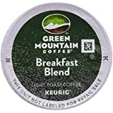 Green Mountain Coffee Breakfast Blend, K-Cup Portion Pack for Keurig K-Cup Brewers - 72 Count…