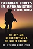 Canadian Forces in Afghanistan 3-Book Bundle: No