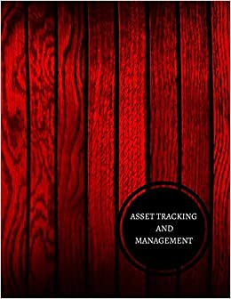 Book Asset Tracking And Management: Fixed Asset Log