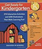 Get Ready for Kindergarten!, Jane Carole, 157912450X