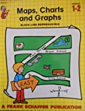 Maps, Charts and Graphs, Linda Scher, 0768205123