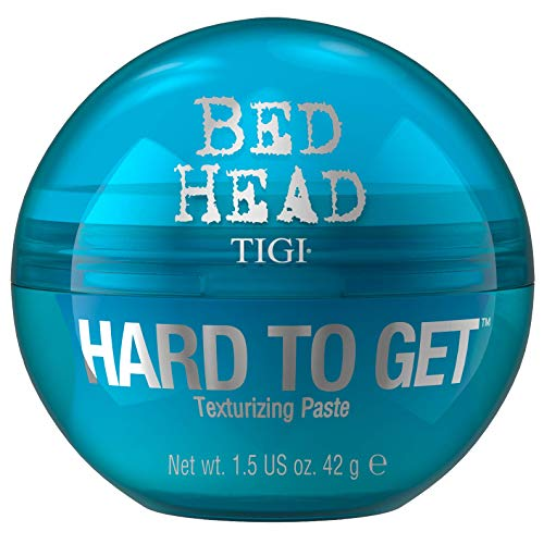 Tigi Bed Head Hard To Get Paste, 1.5 Ounce (Tg S Factor Smoothing Shampoo And Conditioner)