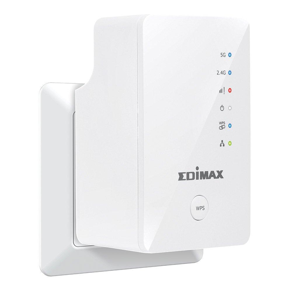 Edimax Smart AC750 Dual-Band Wi-Fi Extender (EW-7438AC)