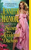 Secrets of an Accidental Duchess (A Donovan Novel Book 2)