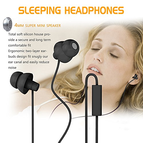Buy headphones to wear while sleeping
