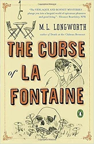 The Curse Of La Fontaine By ML Longworth More Fun Details And Color