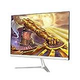 YXSP Monitors LED Protection Eye Display Screen, 24-inch LCD Office Computer Monitor (Full HD 25601440, Interface DC Audio HDMI VGA DP)