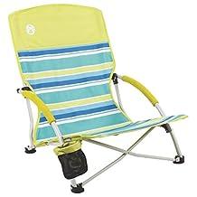 Coleman 2000019265 Utopia Breeze Beach Sling Chair, Citrus
