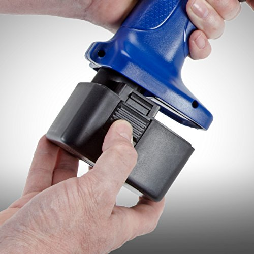 """AutoRight Cordless Detailing Polisher 6"""" Inch C900124.M Orbital Buffer, Cordless Buffer for Waxing Vehicles, RVs and Boats, Car buffer, Car polisher by AutoRight (Image #3)'"""