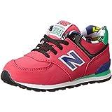 New Balance KL574 Infant Lace Up Running Shoe