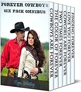 Forever Cowboys Six Pack Omnibus by [Whitley, Hope]