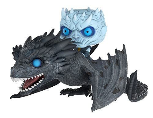 Funko Pop Rides: Game of Thrones-Night King on Dragon Collectible Figure