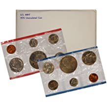 1976 United States Mint Uncirculated Coin Set in Original Government Packaging
