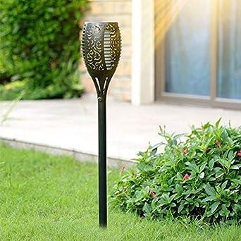 Ango – Lámpara de luz solar LED para suelo, impermeable, para exteriores, jardín, etc, Alad: Amazon.es: Iluminación
